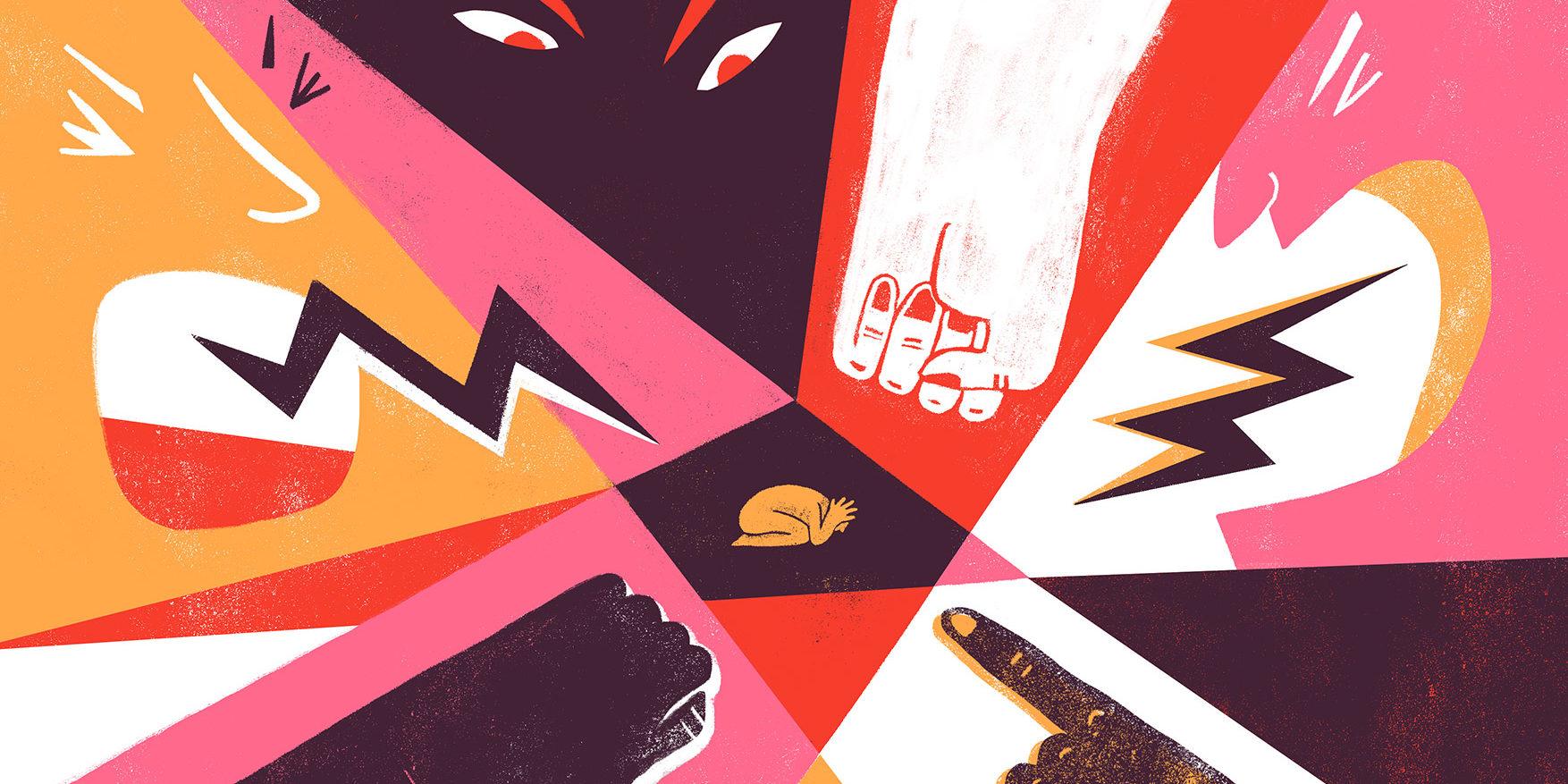 Te odio y te daño: Crímenes de odio | Enfoque Derecho | El Portal ...