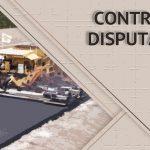 Contrataciones y disputas estatales